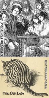 Первая выставка кошек