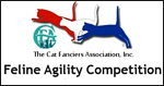 логотип CFA agility competition