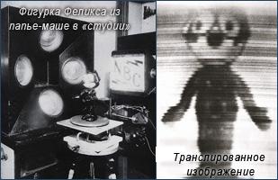 Первая телетрансляция изображения