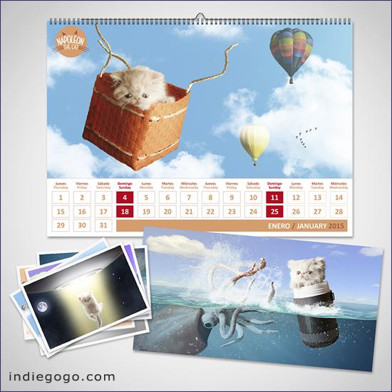 Календарь приключений Наполеона