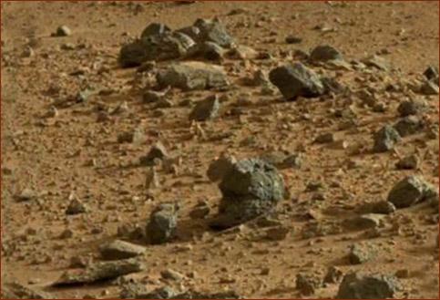 Кошка на Марсе
