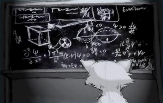 Кот и формулы