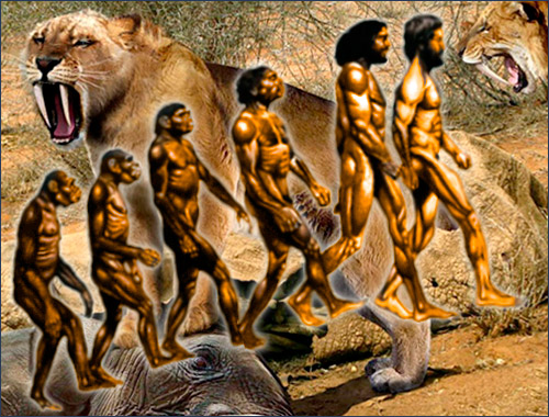 Саблезубые кошки и древние люди